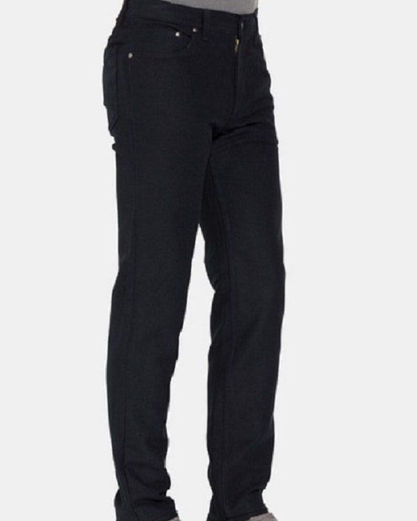 Pantalone Fustagno da Uomo Carrera 700 Regular Blu