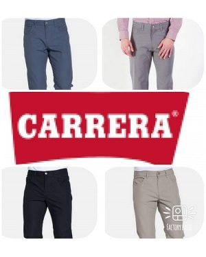 Pantalone Tela da Uomo Carrera 700 Regular
