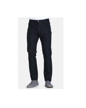 Pantalone Tela da Uomo Carrera 700 Regular Blu