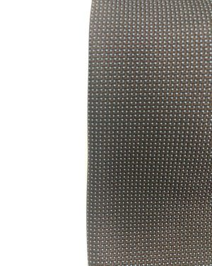Cravatta Artigianale Pura Seta Marrone