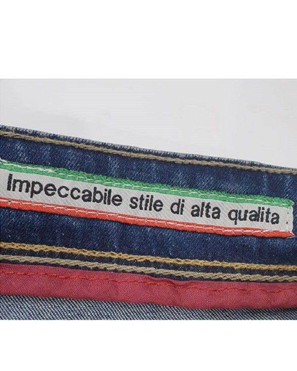 Jeans Uomo Coveri Cinque Tasche